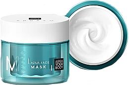 Духи, Парфюмерия, косметика Увлажняющая маска для лица - AQUAYO Aqua Face Mask