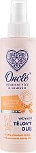 Духи, Парфюмерия, косметика Питательное масло для тела для детей с рождения - Oncle Baby Oil