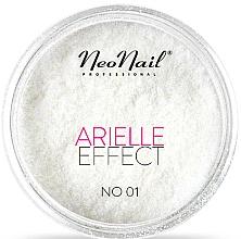Духи, Парфюмерия, косметика Пудра для дизайна ногтей - NeoNail Professional Arielle Effect