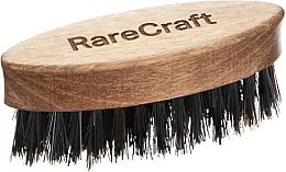Духи, Парфюмерия, косметика Щетка для бороды светлый бук - RareCraft