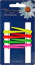 Духи, Парфюмерия, косметика Заколки для волос, 24962, разноцветные - Top Choice