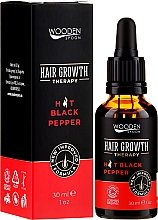 Духи, Парфюмерия, косметика Сыворотка для роста волос - Wooden Spoon Hair Growth Serum