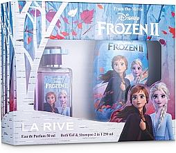 Духи, Парфюмерия, косметика La Rive Frozen - Набор (edp/50ml + sg/gel/250ml)