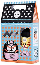 Духи, Парфюмерия, косметика Подарочный набор для детей - Yope Kids Gift Set (h/soap/400ml + sh/gel/400ml)