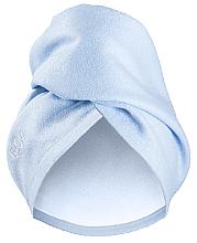 Духи, Парфюмерия, косметика Полотенце для волос, голубое - Glov Hair Wrap