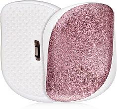 Духи, Парфюмерия, косметика Компактная щетка для волос - Tangle Teezer Compact Styler Glitter Rose