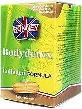 "Духи, Парфюмерия, косметика Пищевая добавка ""Детокс"" - Ronney Professional Body Detox Collagen Formula"
