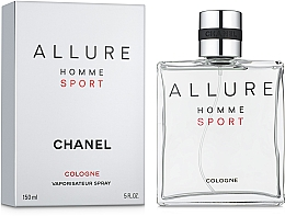Духи, Парфюмерия, косметика Chanel Allure homme Sport Cologne - Одеколон