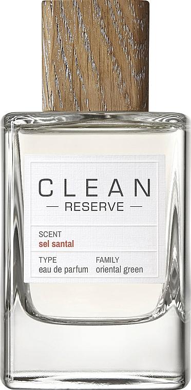 Clean Reserve Sel Santal - Парфюмированная вода — фото N1