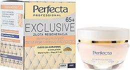 Духи, Парфюмерия, косметика Крем-лифтинг от морщин - Perfecta Exclusive Face Lifting Cream 65+