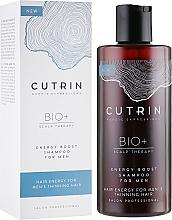 Духи, Парфюмерия, косметика Шампунь-бустер для укрепления волос для мужчин - Cutrin Bio+ Energy Boost Shampoo For Men