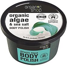 """Духи, Парфюмерия, косметика Скраб для тела """"Атлантические водоросли"""" - Organic Shop Body Scrub Organic Algae & Sea Salt"""