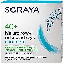 Духи, Парфюмерия, косметика Крем для лица - Soraya Duo Forte Face Cream 40+
