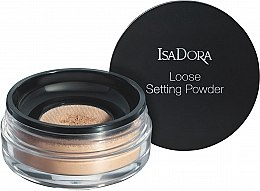 Духи, Парфюмерия, косметика Рассыпчатая пудра для лица - IsaDora Loose Setting Powder