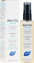 Духи, Парфюмерия, косметика Легкий текстурированный лак для волос - Phyto Detox Rehab Mist