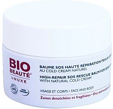 Духи, Парфюмерия, косметика Бальзам для лица и тела - Nuxe Bio Beaute High Nutrition SOS Rescue Balm