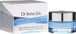 Духи, Парфюмерия, косметика Крем для лица, восстанавливающий - Dr Irena Eris Aquality Hyper-Hydrating Recovery Cream