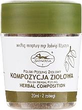 Духи, Парфюмерия, косметика Пилинг для лица - Jadwiga Herbal Composition Peeling