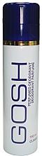 Духи, Парфюмерия, косметика Дезодорант-спрей - Gosh Classic Dezodorant spray