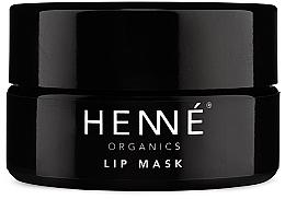 Духи, Парфюмерия, косметика Маска для губ - Henne Organics Lip Mask