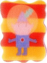 """Духи, Парфюмерия, косметика Мочалка детская """"Бен и Холли"""", Бен, красная с желтым - Suavipiel Ben & Holly"""