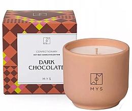 """Духи, Парфюмерия, косметика Соевая свеча """"Черный шоколад"""" - Mys Dark Chocolate Candle"""
