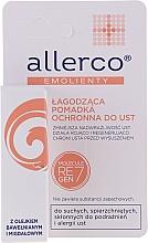 Духи, Парфюмерия, косметика Успокаивающая и защитная гигиеническая помада для губ - Allerco Emolienty Molecule Regen7 Lip Balm