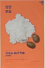 Духи, Парфюмерия, косметика Питательная тканевая маска с маслом ши - Holika Holika Pure Essence Mask Sheet Shea Butter