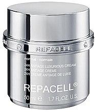 Духи, Парфюмерия, косметика Крем-люкс для нормальной кожи - Klapp Repacell 24H Antiage Luxurious Cream Normal