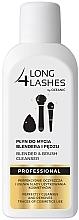 Духи, Парфюмерия, косметика Жидкость для чистки блендера и кистей - Long4Lashes Blender and Brash Cleanser