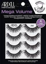 Духи, Парфюмерия, косметика Накладные ресницы - Ardell Mega Volume 252