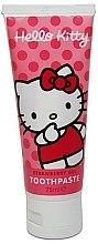 Духи, Парфюмерия, косметика Детская зубная паста с клубничным ароматом - VitalCare Hello Kitty