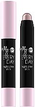 Духи, Парфюмерия, косметика Повседневный хайлайтер-стик для лица - Bell My Everyday Highlight Stick