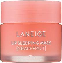 Духи, Парфюмерия, косметика Ночная маска для губ с экстрактом грейпфрута - Laneige Lip Sleeping Mask Grapefruit