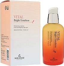 Духи, Парфюмерия, косметика Витаминизированная эмульсия для ровного тона лица - The Skin House Vital Bright Emulsion