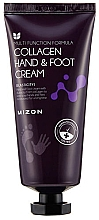 Духи, Парфюмерия, косметика Крем для рук и ног с коллагеном - Mizon Collagen Hand And Foot Cream