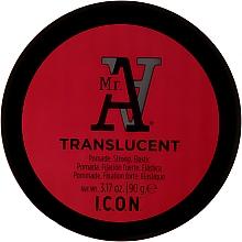 Помада для волос сильной фиксации - I.C.O.N. MR. A. Transclucent Pomade Strong Elastic — фото N2