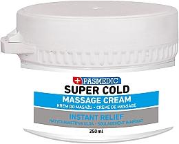 Духи, Парфюмерия, косметика Супер холодный массажный крем для тела - Pasmedic Super Cold Massage Cream
