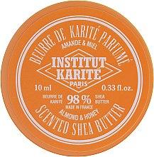 Духи, Парфюмерия, косметика Масло ши с ароматом миндаля и меда 98 % - Institut Karite Almond Honey Scented Shea Butter