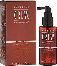 Духи, Парфюмерия, косметика Укрепляющий тоник для кожи головы и волос - American Crew Fortifying Scalp Revitalizer