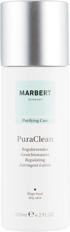 Очищающий лосьон для жирной кожи - Marbert Pura Clean Regulating Lotion — фото N2