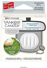 Духи, Парфюмерия, косметика Автомобильный ароматизатор (сменный блок) - Yankee Candle Charming Scents Refill Clean Cotton