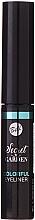 Духи, Парфюмерия, косметика Подводка для глаз - Bell Secret Garden Colorful Eyeliner