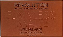 Духи, Парфюмерия, косметика Палетка теней для век, 32 оттенка - Makeup Revolution Ultra 32 Shade Palette Flawless Matte