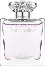 Духи, Парфюмерия, косметика Christopher Dark Blanc Brillant - Парфюмированная вода