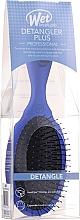 Духи, Парфюмерия, косметика Расческа для спутанных волос, синий - Wet Brush Pro Detangler Plus Blue