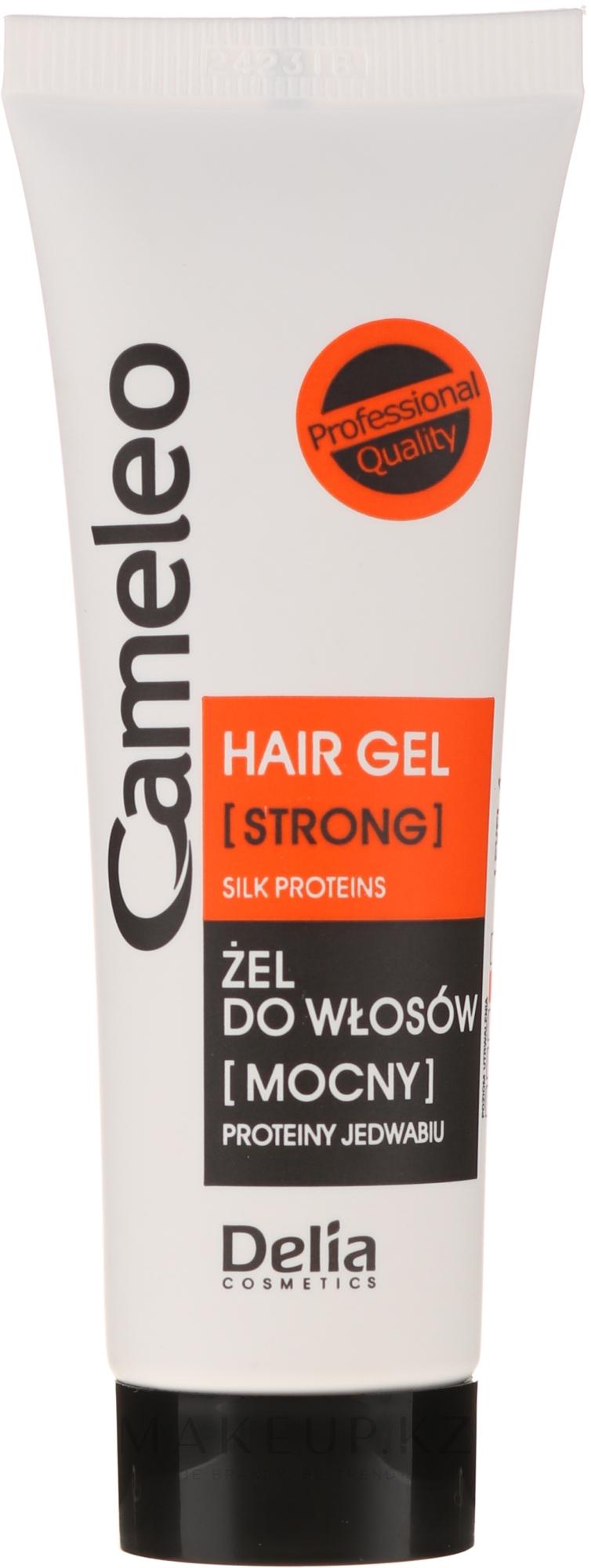 Гель для волос сильной фиксации - Delia Cosmetics Cameleo Hair Gel Strong — фото 50 ml
