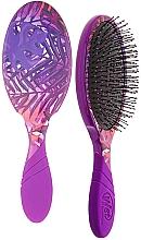 Духи, Парфюмерия, косметика Расческа для волос - Wet Brush Pro Detangler Neon Summer Tropics Purple
