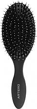 Духи, Парфюмерия, косметика Расческа овальная для волос - Oval Graphite Artero Black