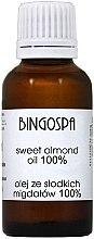 Духи, Парфюмерия, косметика Масло сладкого миндаля - BingoSpa